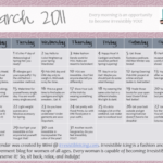 Free Download – March 2011 Calendar