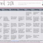 Free Download – April 2011 Calendar