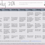 Free Download! July Irresistibly You Calendar