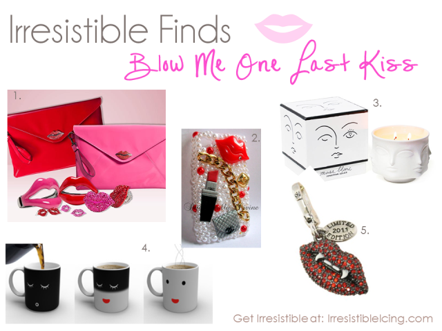 irresistible finds