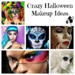 Over the Top Halloween Makeup Looks