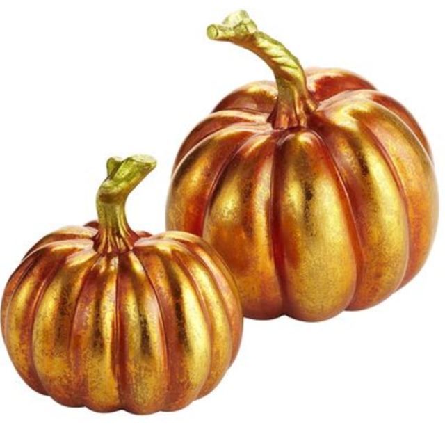 Irresistible Finds - Fall Glitz Pumpkins