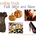 Irresistible Finds {Fall Glitz & Glam}