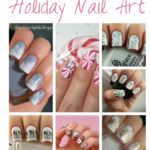 Irresistible Inspiration {Holiday Nail Art}