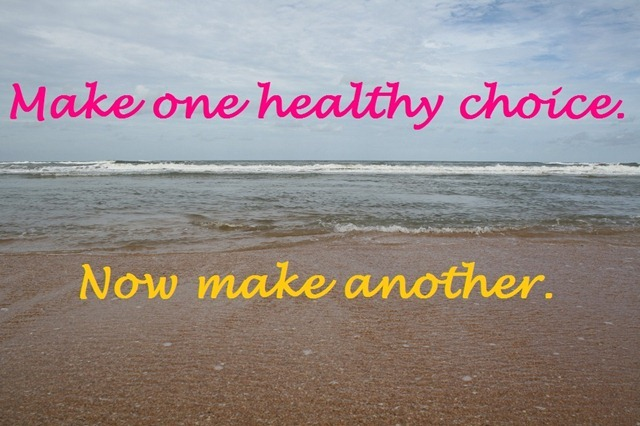 Make One Healthy Choice