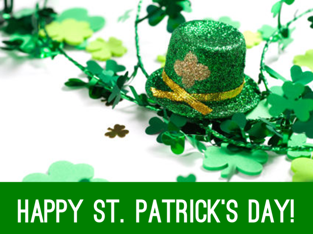 Happy St Patricks Day - IrresistibleIcing