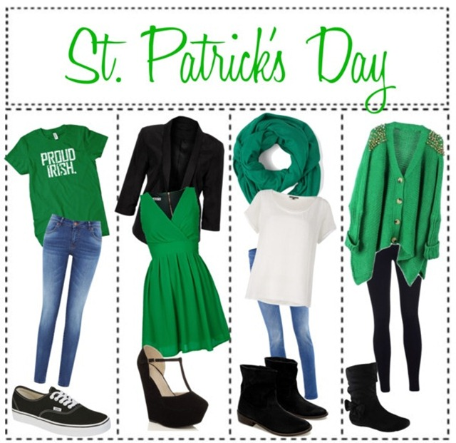 st patricks day outfit ideas