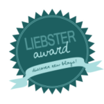 Liebster Award–A Few Things About Me!