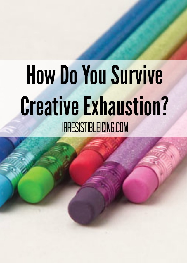 How Do You Survive Creative Exhaustion by IrresistibleIcing