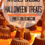Witches Brooms Halloween Treat