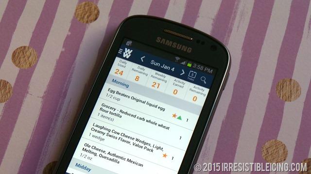 Walmart Family Mobile Weight Watchers App