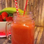 Zero Weight Watchers Points Strawberry Smoothie Recipe