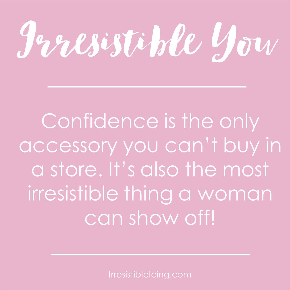 Irresistible You Tip 1