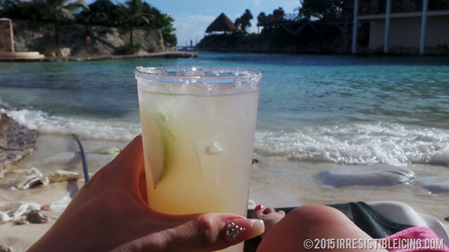 Margarita in Xcaret