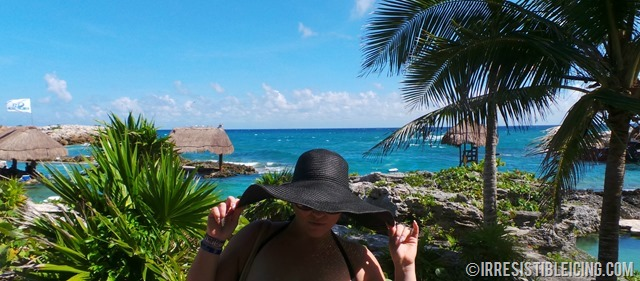 Aimee Xcaret Vacation