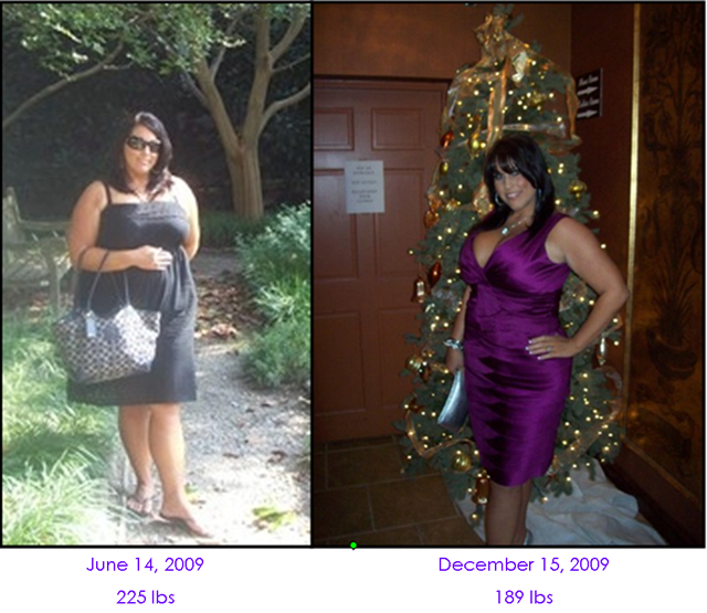 My Story - Before and After Weight Loss 2009