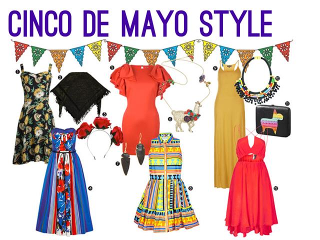 Irresistible Cinco de Mayo - Outfits