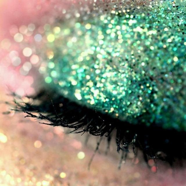 st patricks day eye makeup