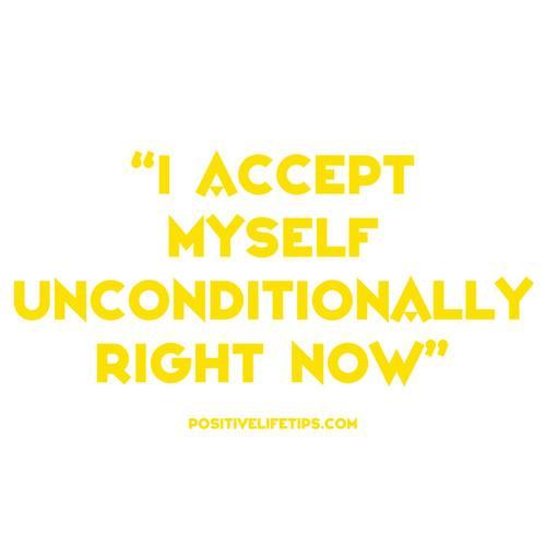 Accept Myself
