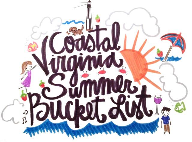 Coastal Virginia Summer Bucket List