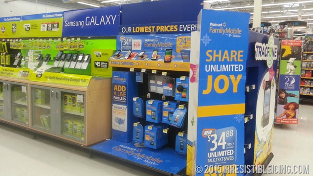 Walmart Family Mobile In Store