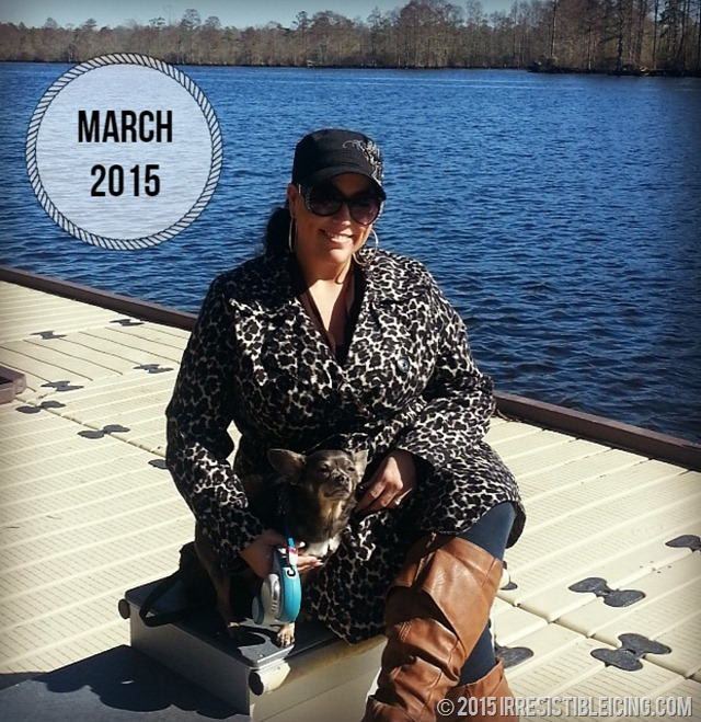 Irresistible Icing Weight Loss Journey March 2015