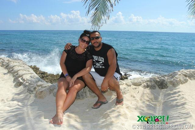 Xcaret Mexico Anniversary Trip