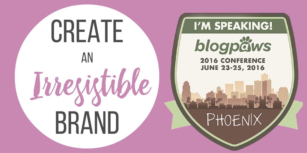 BlogPaws Speaker