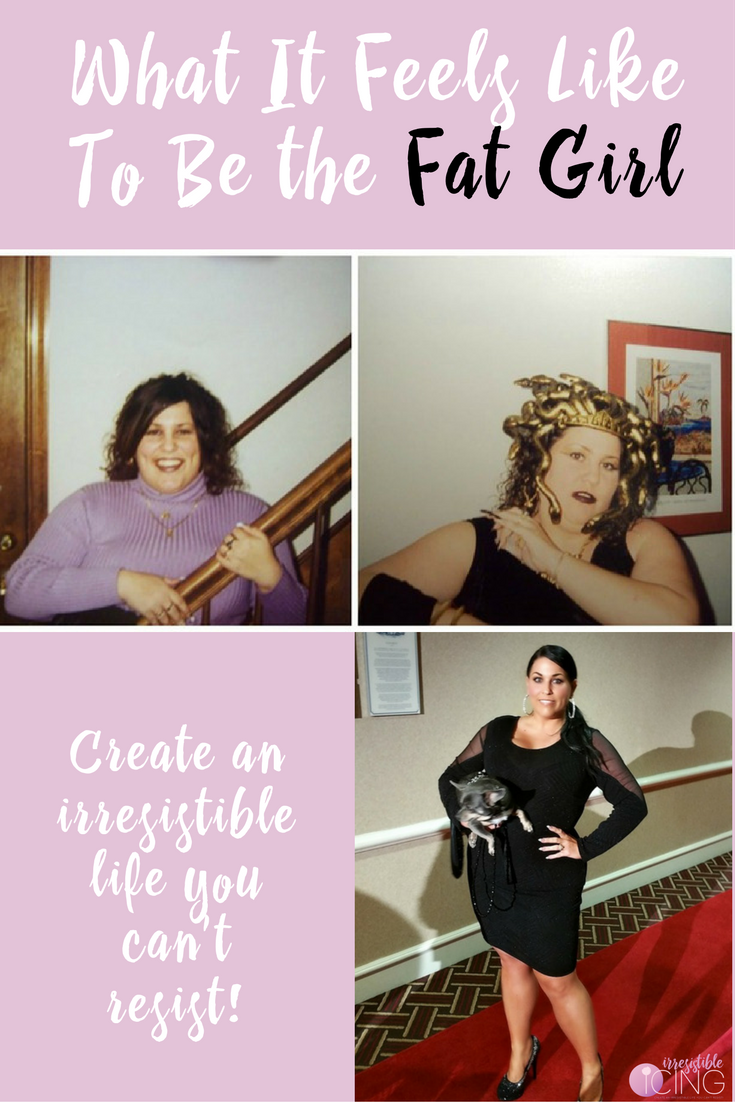 What it feels like to be the fat girl by IrresistibleIcing.com