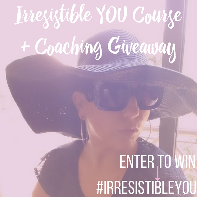 Irresistible You Course Giveaway