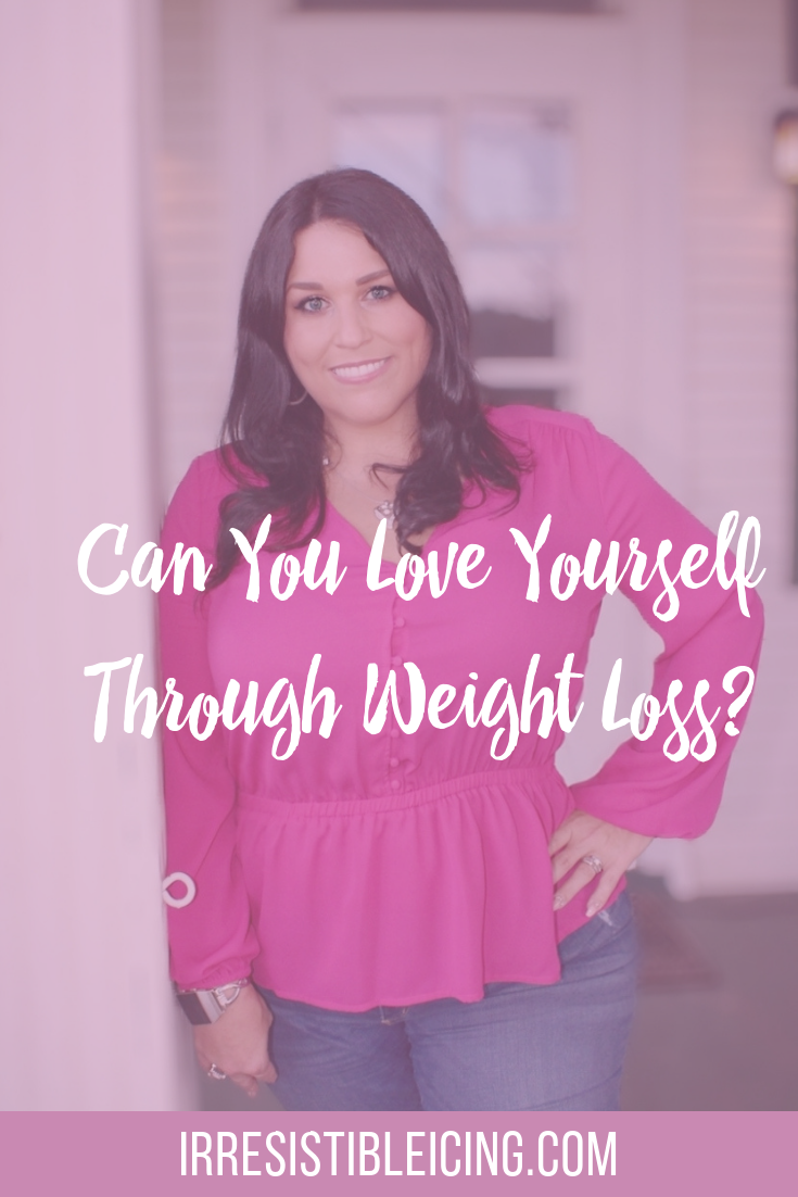 Can You Love Yourself Through Weight Loss_ #bingeeating #irresistibleyou #confidence #bodyimage